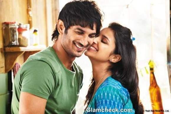 Shuddh Desi Romance Parineeti Chopra Sushant Singh Rajput movie stills pictures
