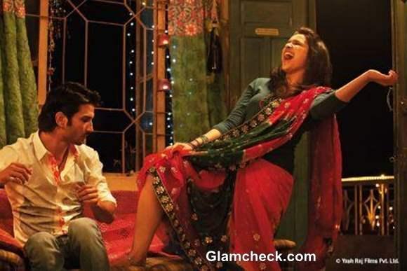 Shuddh Desi Romance - Parineeti Chopra and Sushant Singh Rajput pictures