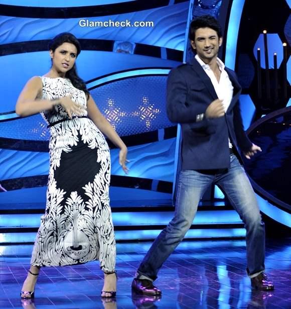 Shuddh Desi Romance movie cast