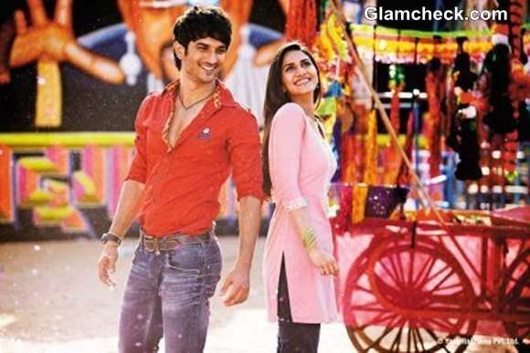 Shuddh Desi Romance movie stills pictures