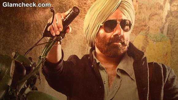 Singh Saab The Great Movie poster 2013