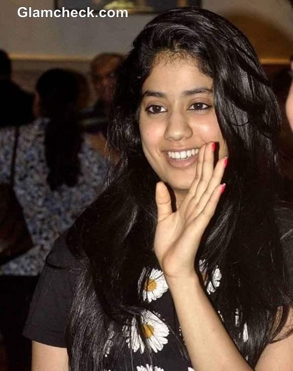 Sridevi daughter Jhanvi Kapoor
