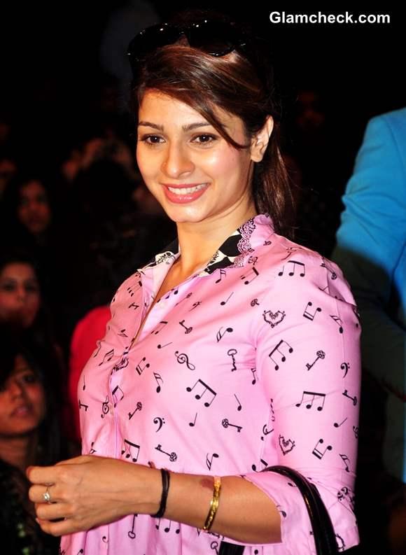 Tanisha Mukherjee Lakme Fashion Week Winter Festive 2013