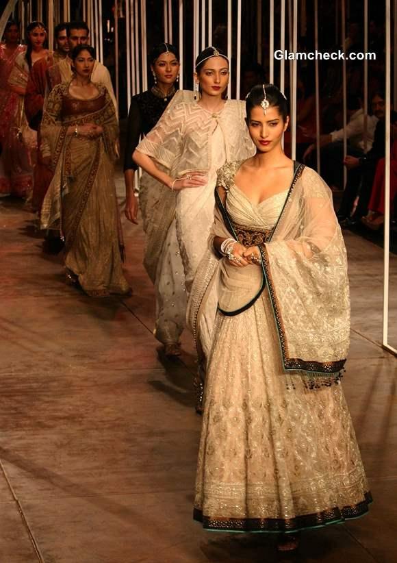 Tarun Tahiliani India Bridal Fashion Week 2013
