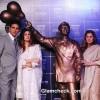 Twinkle Khanna Dimple Kapadia Akshay Kumar Unveil Bronze Statue of Late Rajesh Khanna