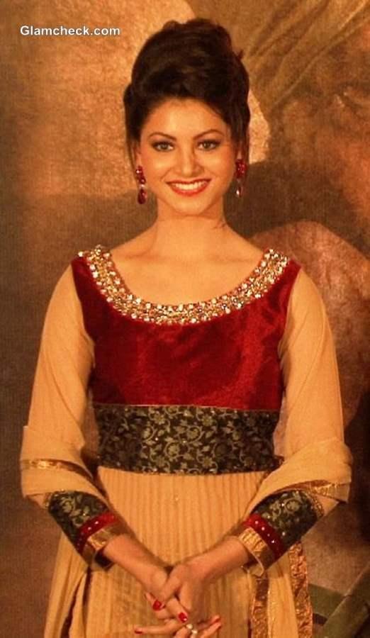 Urvashi Rautela in Singh Saab the Great movie 2013