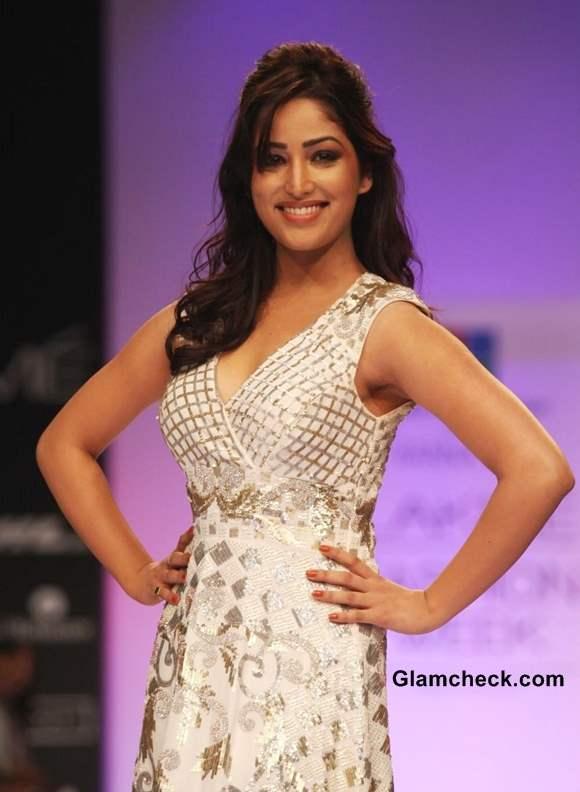 Yami Gautam for Ranna Gil LFW 2013