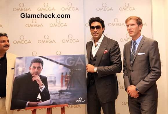 Abhishsek Bachchan Launches Omega Watches Flagship Store Kolkatta