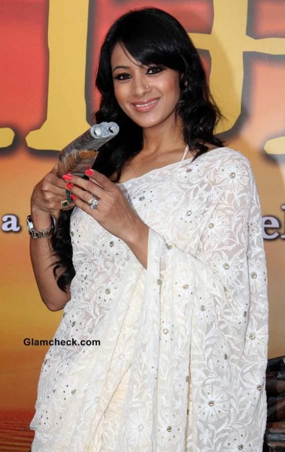 Actress Barkha Bist at Ram Leela Trailer Launch