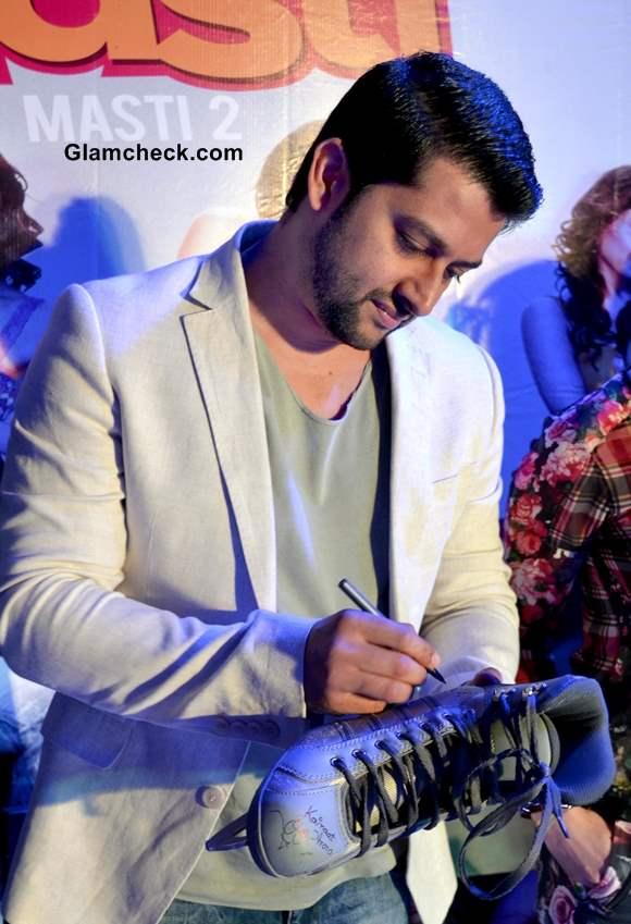 Aftab Shivdasani Grand Masti Movie 2013