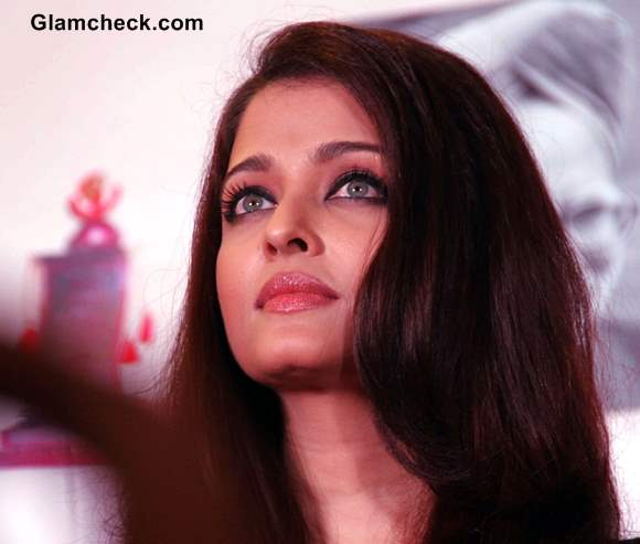 Aishwarya Rai 2013 eye makeup