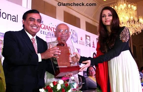 Aishwarya Rai Giants International Awards 2013