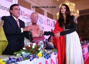 Aishwarya Rai at Giants International Awards 2013