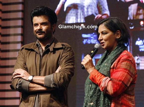 Anil Kapoor Launches TV Show 24 with Shabana Azmi