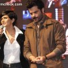 Anil Kapoor Launches TV Show 24 with co-star Mandira Bedi
