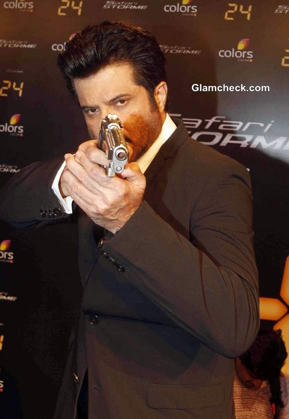 Anil Kapoor at the launch of TV Show 24