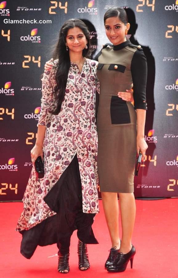 Anil Kapoor daughters Sonam and Rhea Kapoor