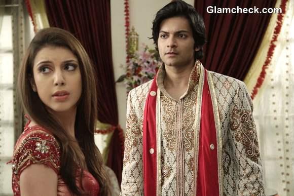 Anisa and Ali Fazal Baat Bann Gayi Movie 2013