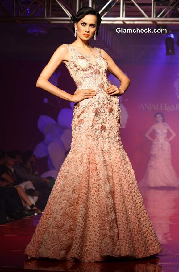 Anjalee Arjun Kapoor Couture Collection 2013