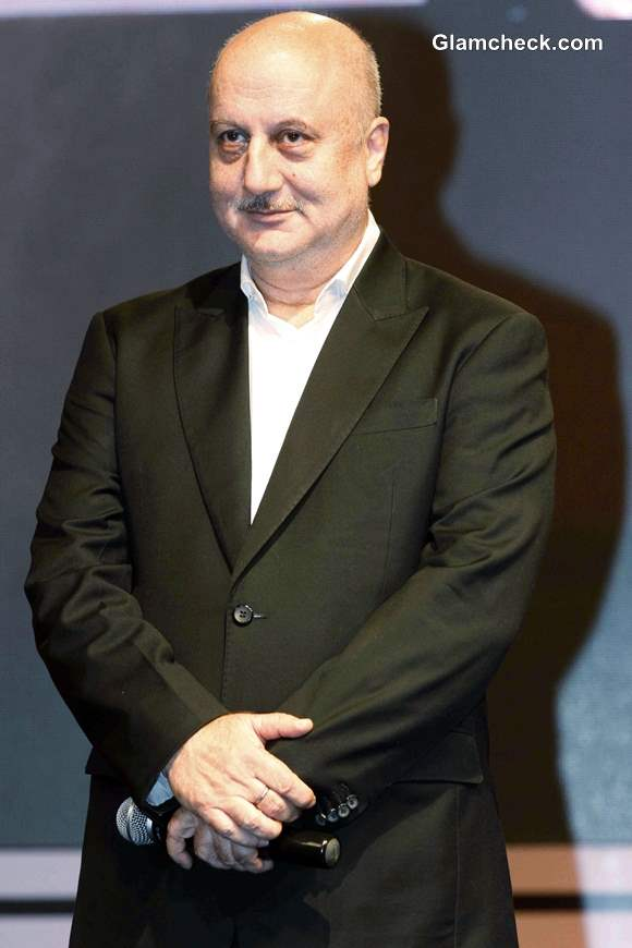 Anupam Kher at the launch of TV Show 24
