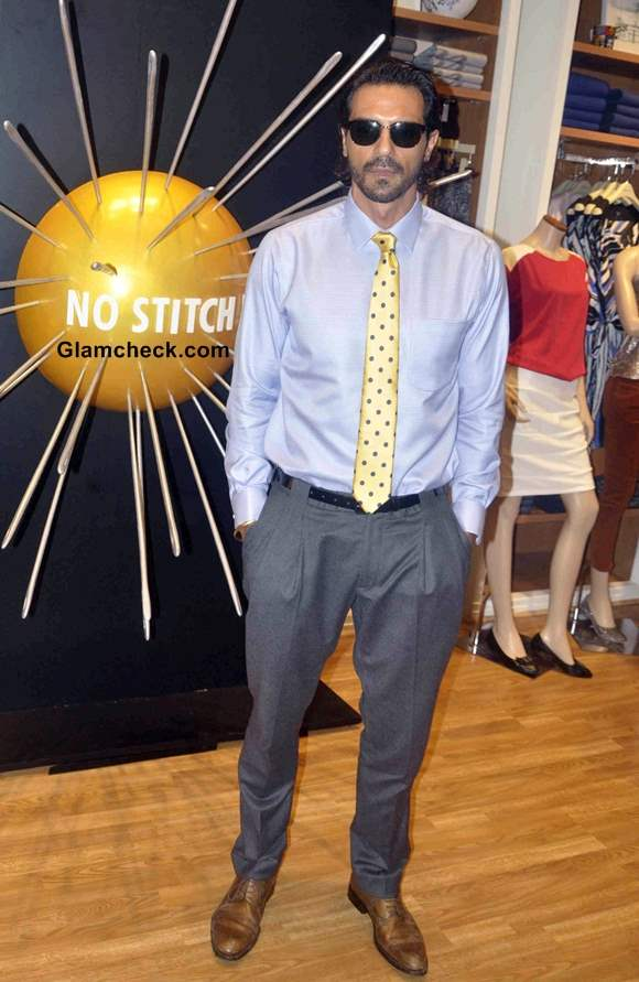 Arrow Superluxe Stitch-less Shirts Arjun Rampal