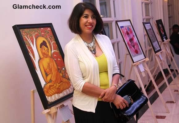 Artist Jaya Lamba