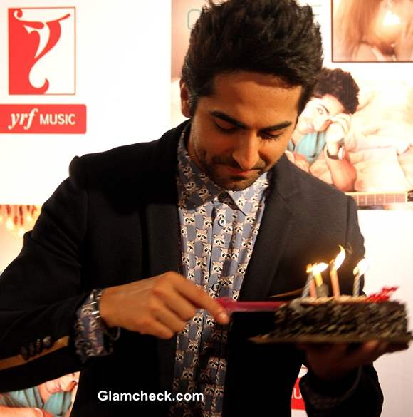Ayushmann Khurrana Launches Album O Heeriye on his Birthday