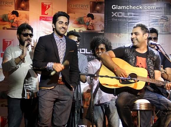 Ayushmann Khurrana Launches New Album O Heeriye on his Birthday