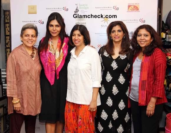 Baaya Design Hosts Charity Exhibition-Auction