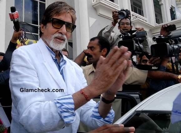Bachchans Jet to Rajasthan to Celebrate Padmini Devi 70th Birthday