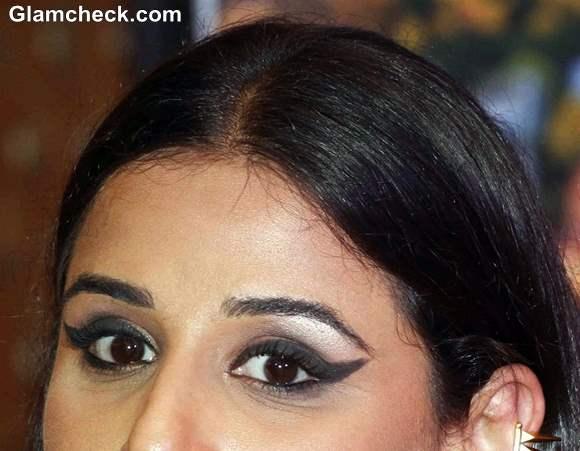 Bollywood 60s Winged Eyeliner