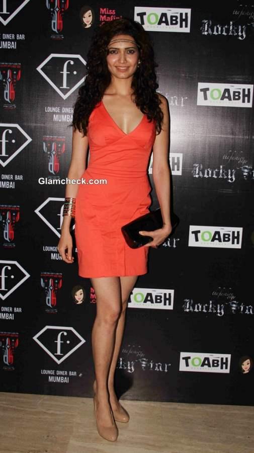 Bollywood actress Karishma Tanna