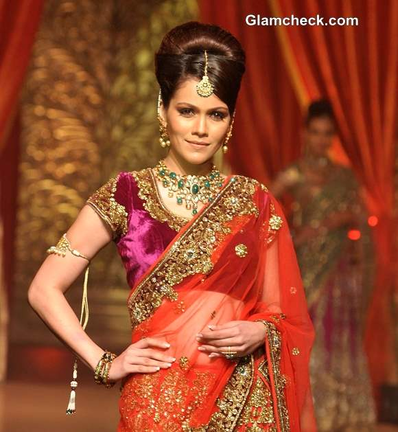 Bridal Couture 2013 Vikram Phadnis Collection