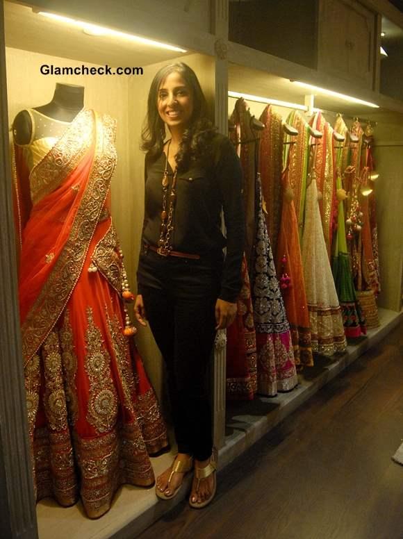 Designer Nivedita Saboo Store in Pune