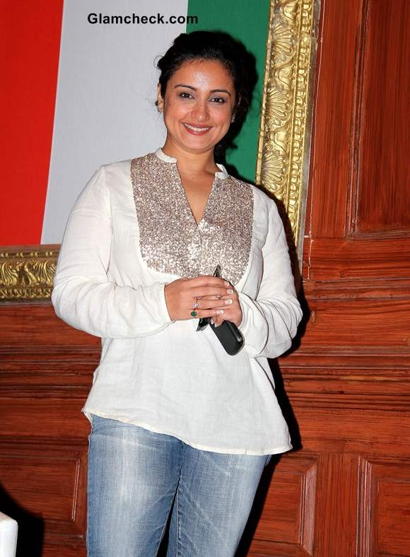 Divya Dutta in Samvidhaan TV Series