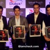 Farhan Akhtar Manish Malhotra Unveil New Dulux Velvet Touch