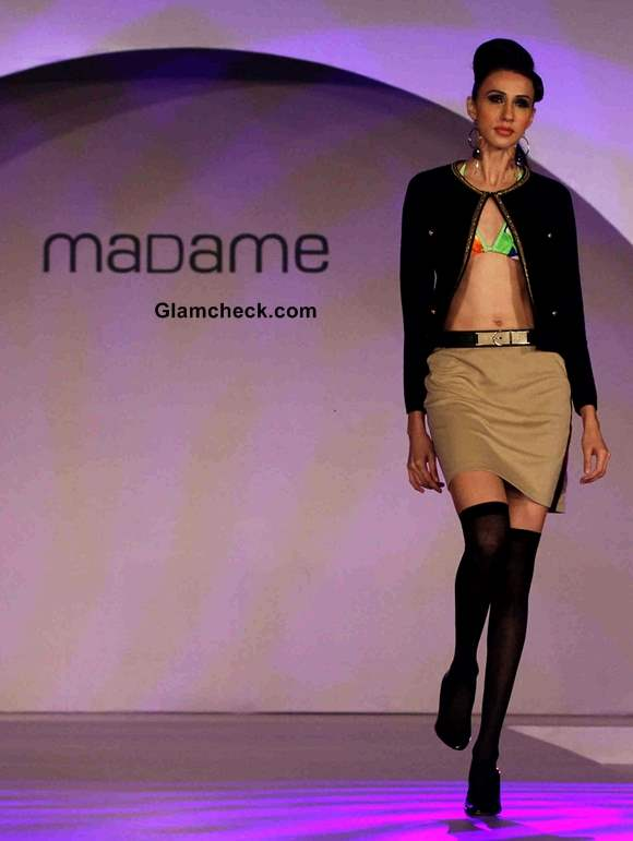 Fashion Lable Madame collection 2013 pictures
