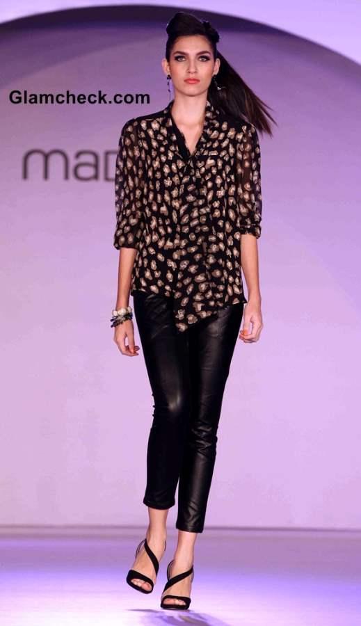 Fashion Lable Madame latest 2013
