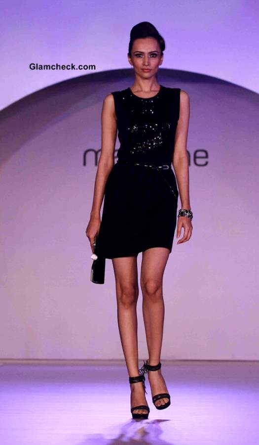 Fashion Lable Madame latest collection 2013 dresses
