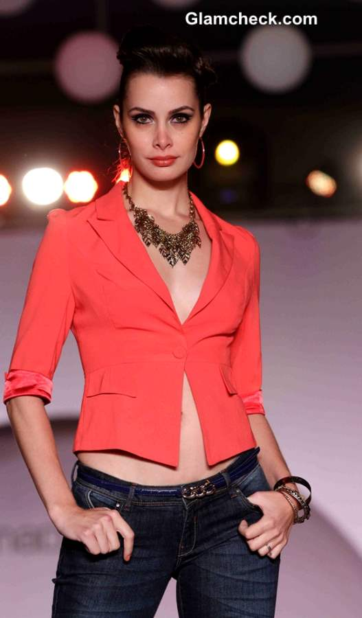 Fashion Lable Madame latest collection 2013 jackets