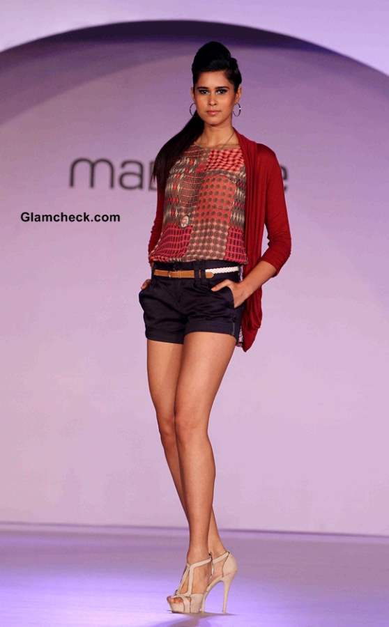 Fashion Lable Madame latest collection 2013 shorts