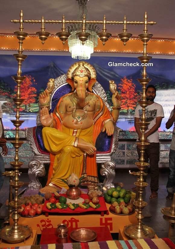 Ganesh Idol 2013 R K Studios