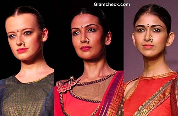 Hairstyle and Makeup for Indian Festival – Ganesh Chaturthi