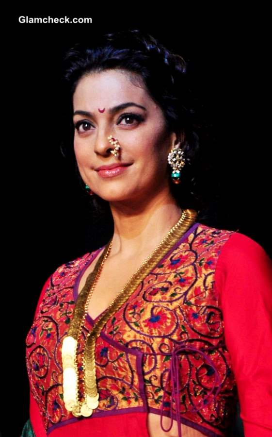 Hairstyle and Makeup ideas for Ganesh Chaturthi