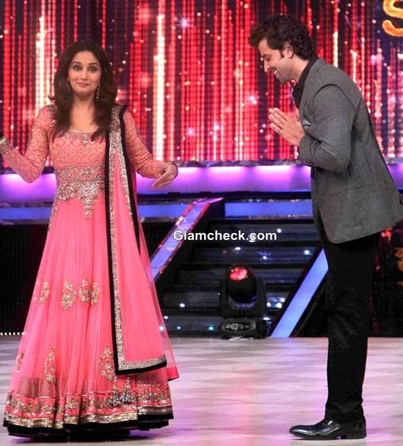 Hrithik Roshan on Jhaak Dikhlaa Ja Season Finale 2013 promotes Krishh 3