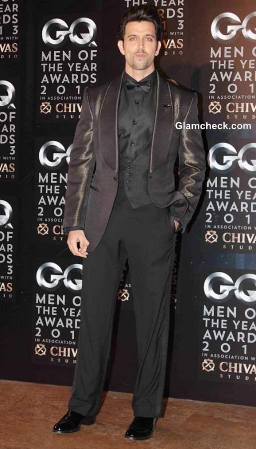 Hritik Roshan GQ Man of the Year Awards 2013