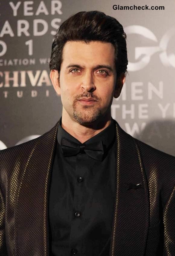 Hritik Roshan at GQ Man of the Year Awards 2013