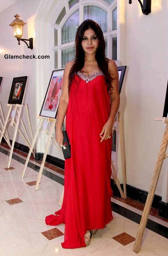 Interior stylist and columnist Nisha Jamvwal