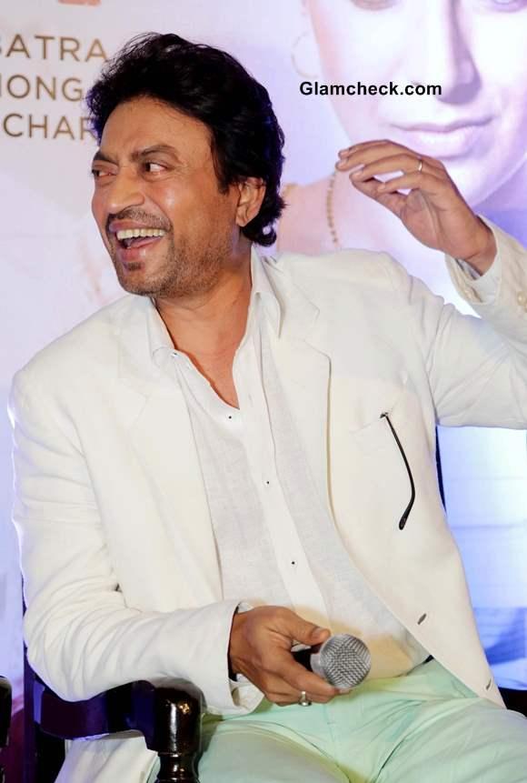 Irfan Khan 2013 in The Lunchbox movie
