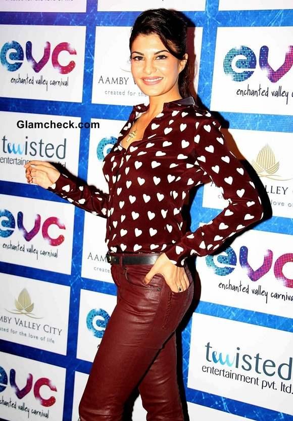 Jacqueline Fernandez Amp Arjun Kapoor Announce Enchanted